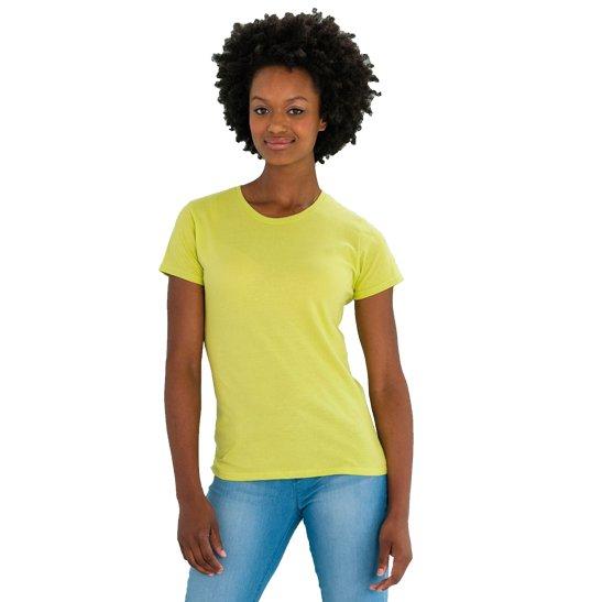 e shirt personalizzata manica corta donna