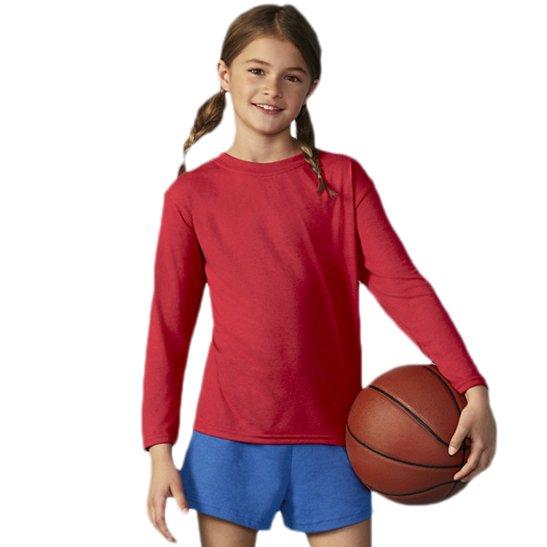 t shirt manica lunga personalizzata bimba