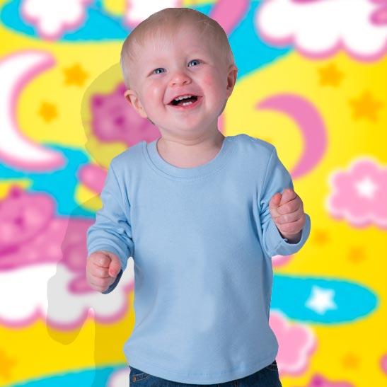 maglia da neonato personalizzata online