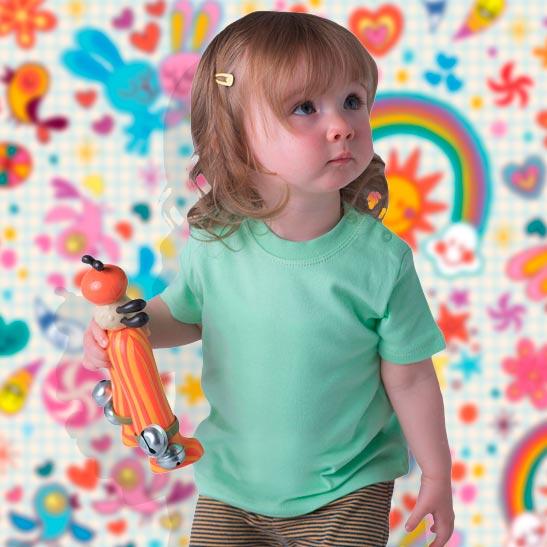 magliette neonato personalizzate