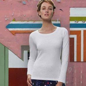 personalizza maglia manica lunga donna