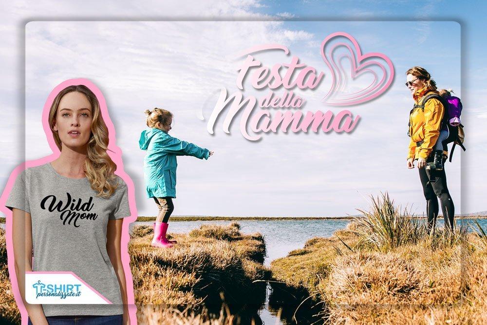 magliette personalizzate festa della mamma