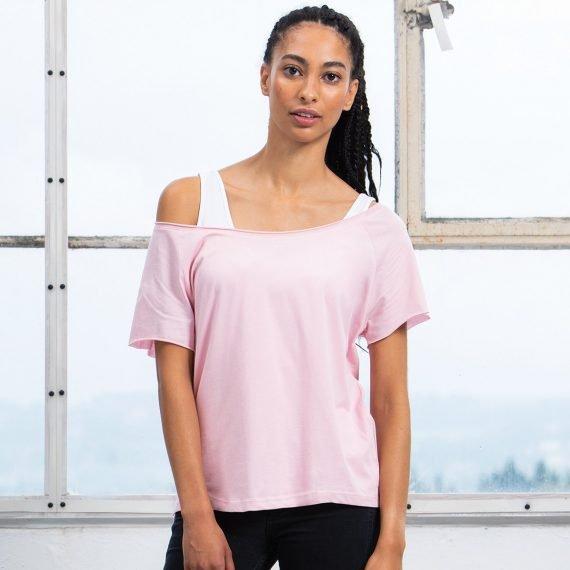 T-shirt donna Flash Dance T
