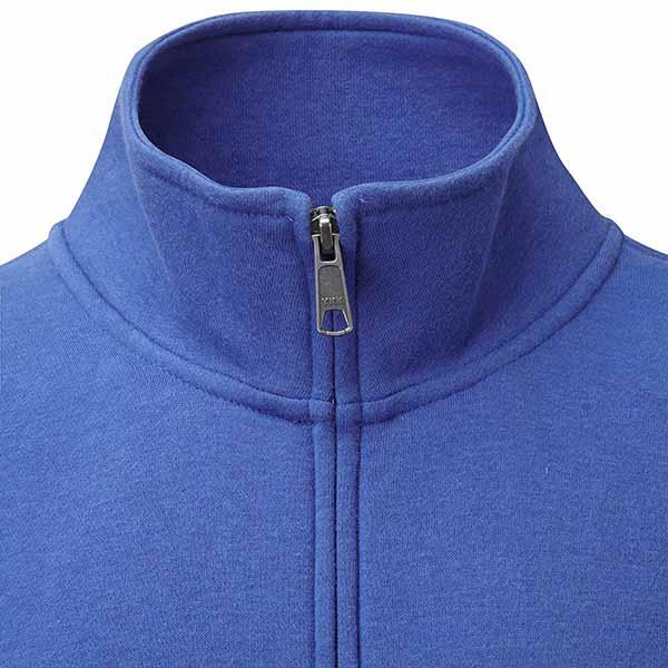 felpa personalizzata da uomo con zip jacket