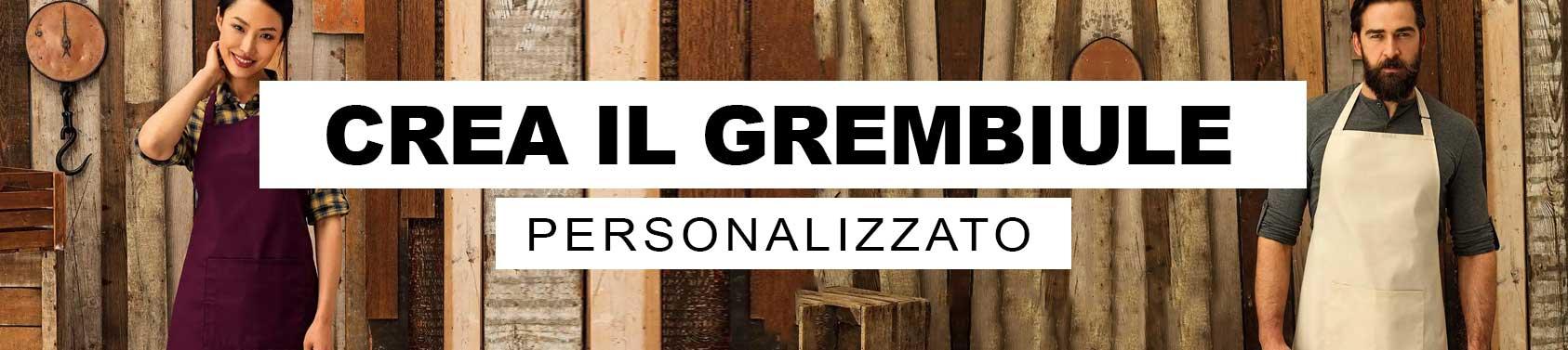 grembiuli personalizzabili