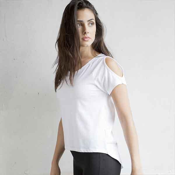 maglietta personalizzata drop t da donna