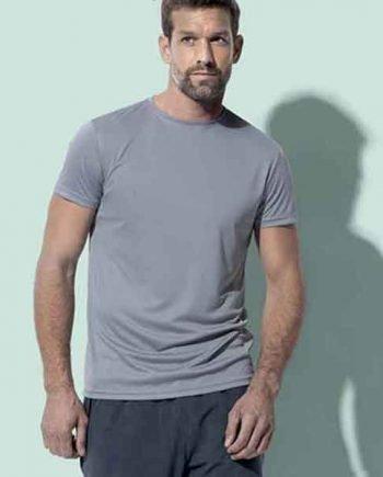 maglietta personalizzata active dry sportiva da uomo