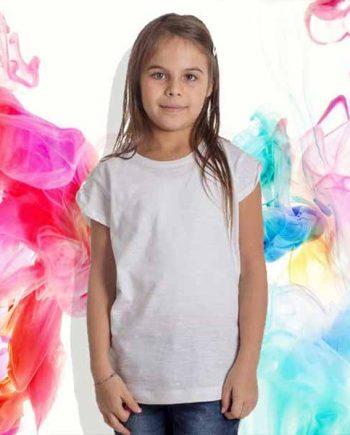 maglietta personalizzata da bambina