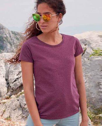 maglietta personalizzata express da donna