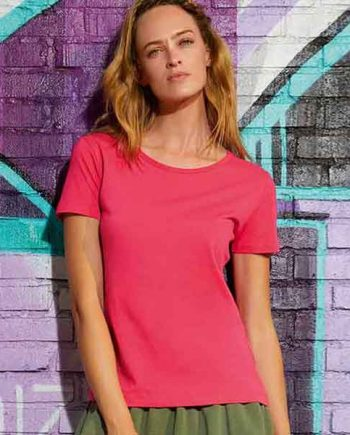 maglietta personalizzata girocollo da donna