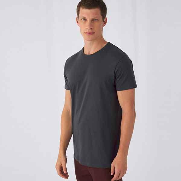 t-shirt personalizzata girocollo da uomo