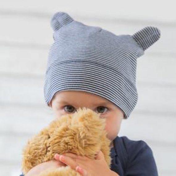 Cappellino neonato personalizzato