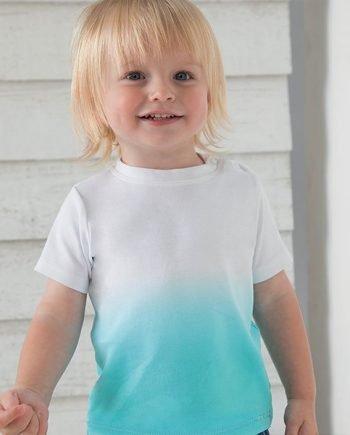 Maglietta neonato personalizzata nuvola